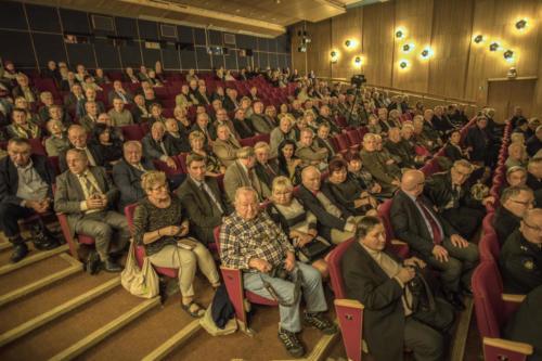 Setkání k 75. výročí Karpatsko-dukelské operace