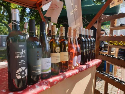Vinobraní v Grébovce