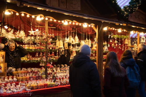 Vánoční trh - Breitscheidplatz, Berlin